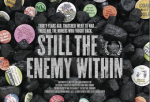 Still the enemy within poster